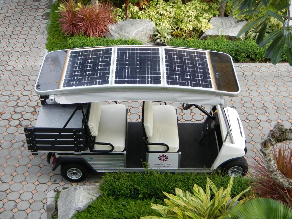 Solar Buggy 1